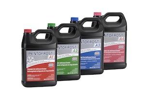 Crp Automotive Expands Pentofrost Antifreeze Coverage For Asian Vehicles