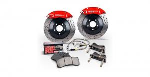 Stoptech Brake Kit >> New Stoptech Big Brake Kits For 2015 Volkswagen Gti