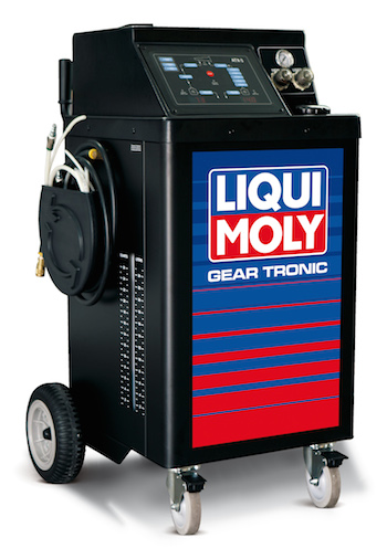 LIQUI MOLY Will Present New Transmission Oil Change Device