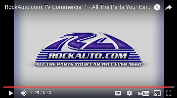 Rockauto Parts Phone Number >> Guess What Rock Auto Thinks Of Auto Parts Professionals