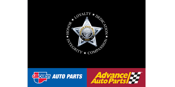 Oregon State Police Advance Auto Parts