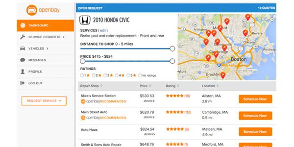Openbay Ebay Motors Expand Online Parts Sales To Automotive Repair Shops