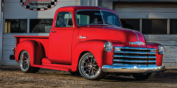 Raybestos To Award 1953 Chevy Pickup Truck At Aapex