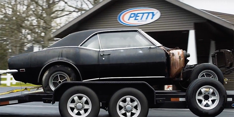 Mahle Launches Video Series Highlighting Build Of 1968 Chevy Camaro