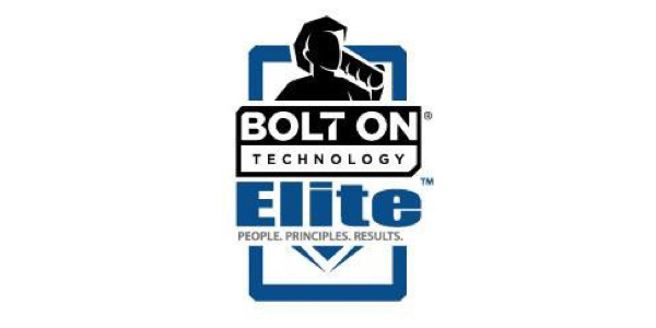 Bolt On logo, Elite logo