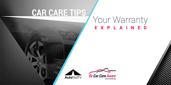 Car Care Council, warranty