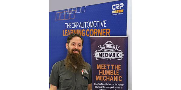 The Humble Mechanic, CRP Automotive, Charles Sanville