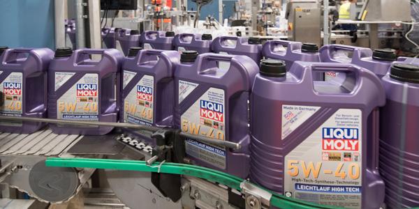 LIQUI MOLY Sets Company Sales Record in October