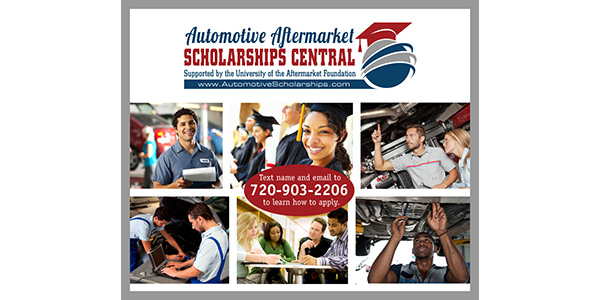 Automotive Aftermarket Scholarship Central