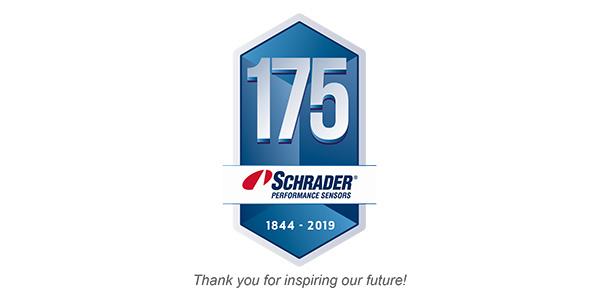 Schrader, 175th anniversary