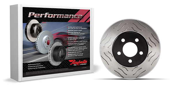 Raybestos Performance Rotors