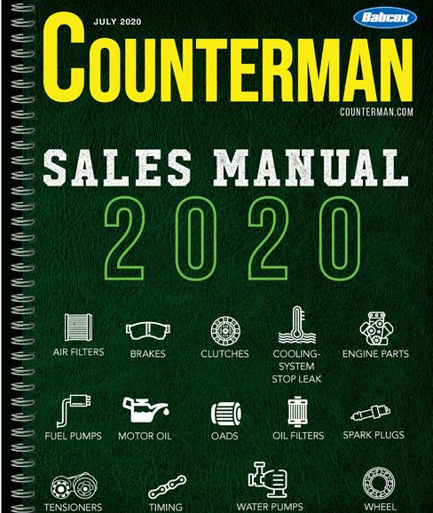 2020 Sales Manual