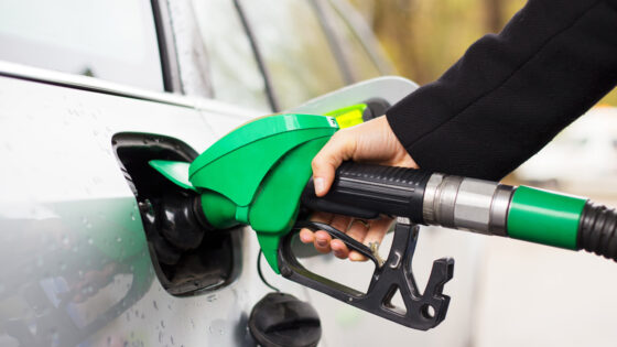 Gasoline prices return to 2020 levels