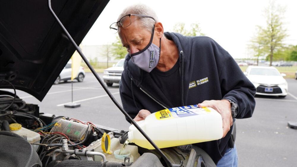 Alliance Parts Warehouse Car Care Aware