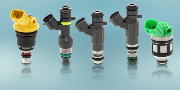 Continental Fuel Injectors