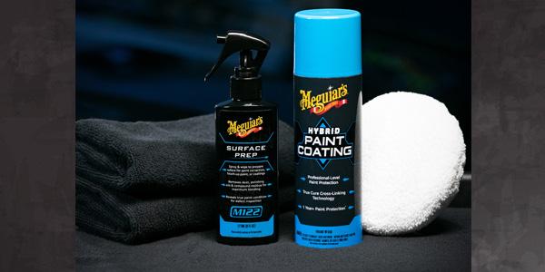 Meguiars Hybrid Paint Coating Kit