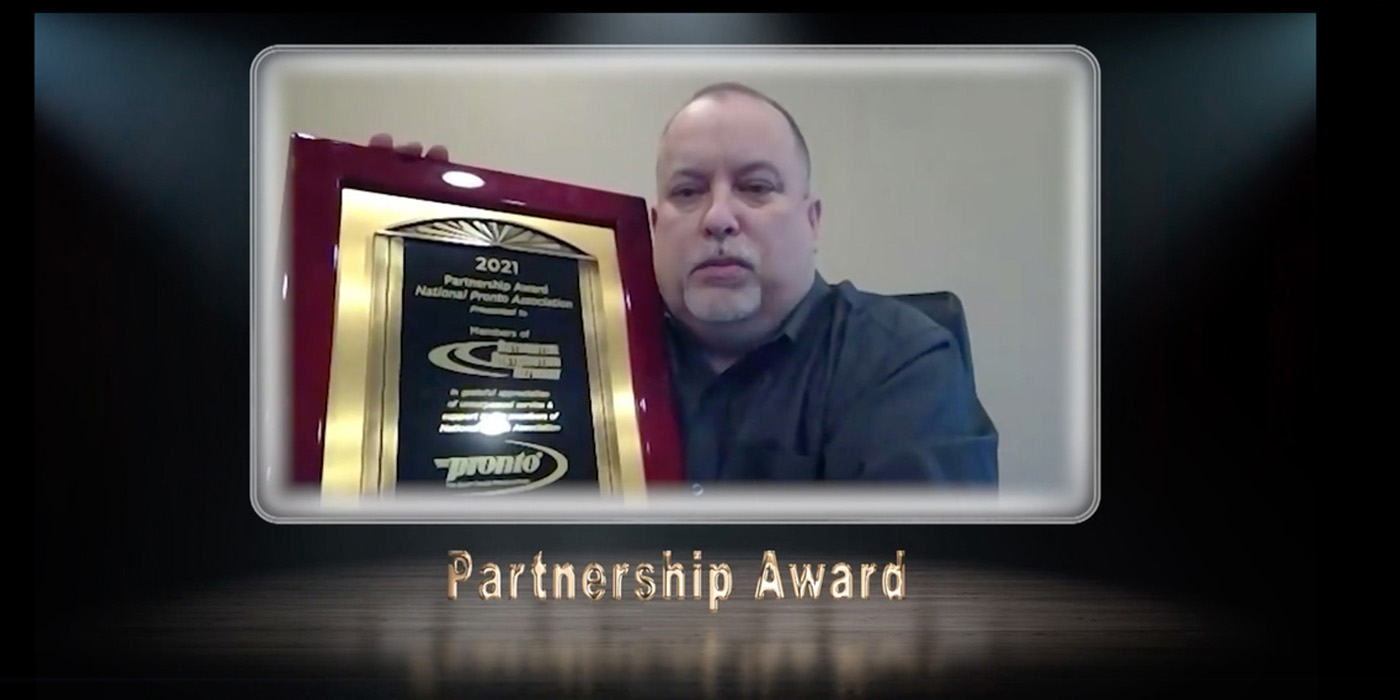 The Network receives Partnership Award