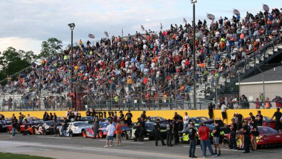 Berlin Raceway NASCAR