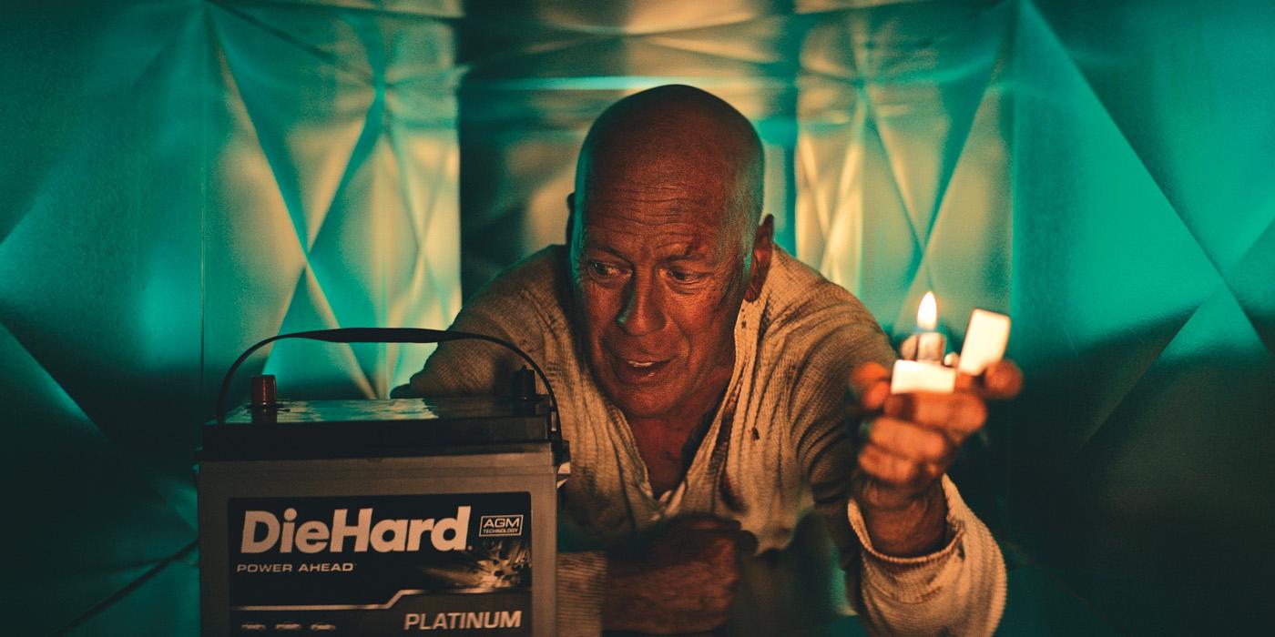 Die Hard Advance Auto Parts Bruce Willis