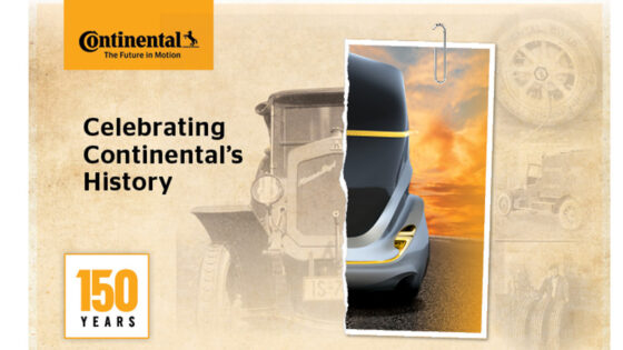 Continental 150th Anniversary