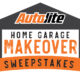 Autolite Home Garage Makeover Sweepstakes