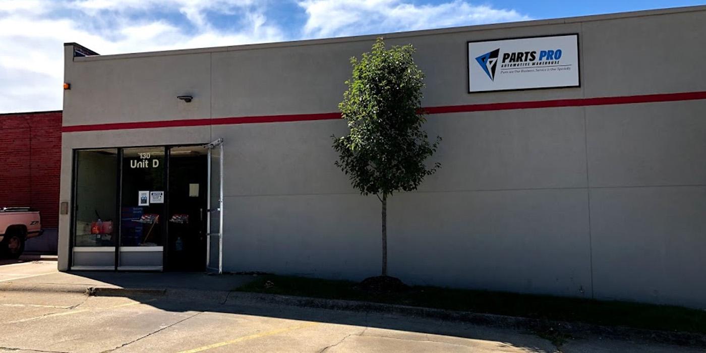 Parts Pro Automotive Warehouse