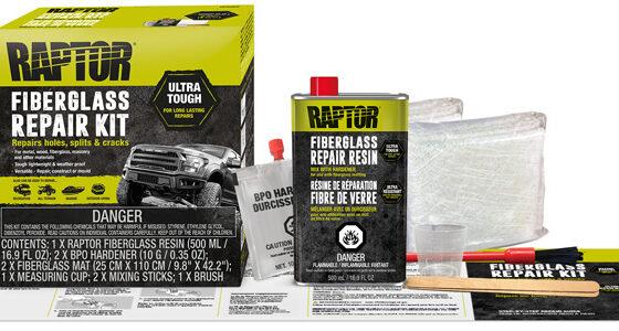 UPOL Raptor Fiberglass Repair Kit
