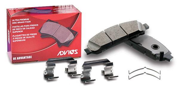 Aisin Ultra-Premium Brake Pads