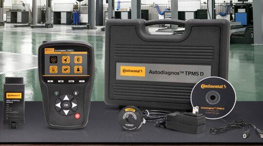 Continental Autodiagnos TPMS D