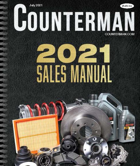 2021 Sales Manual