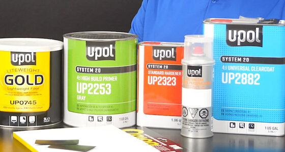 U-POL Complete Repair Part 1