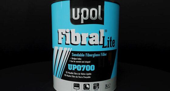 U-POL Specialty Fillers Part 2