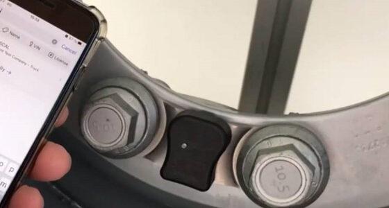 SKF Wheel End Monitor