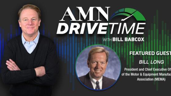 AMN Drivetime Bill Long
