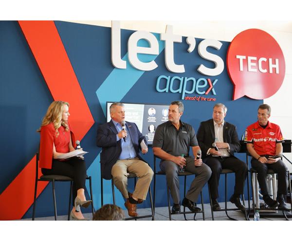 Let's Tech AAPEX