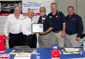 Auto 7 Honors Xl Parts As Its Distributor Of The Year